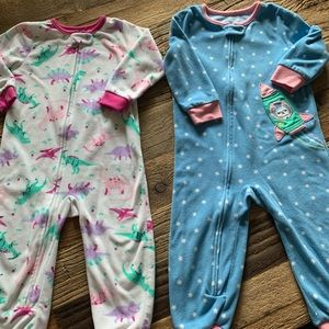 Carters Pajamas girls 24M